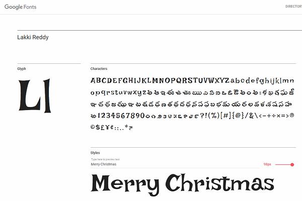 3 Fonts for Christmas – EasyWorship Blog